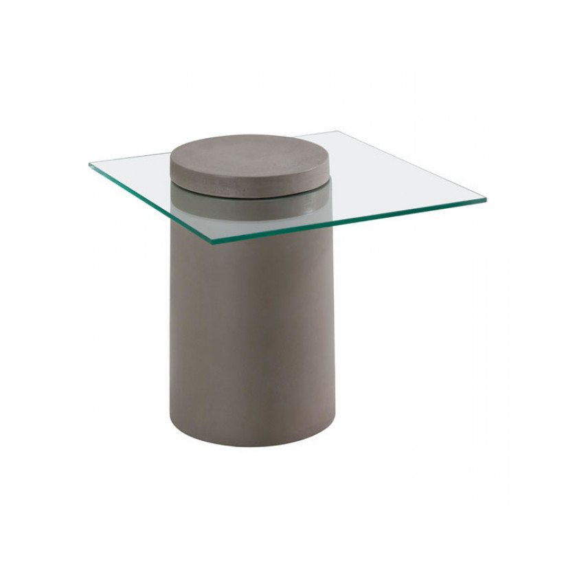 Amityville | Nostrand Side Table Furniture-Living Room-Side & End Tables