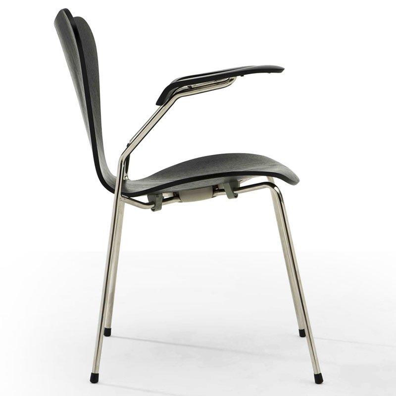 arne jacobsen series 7 arm chair