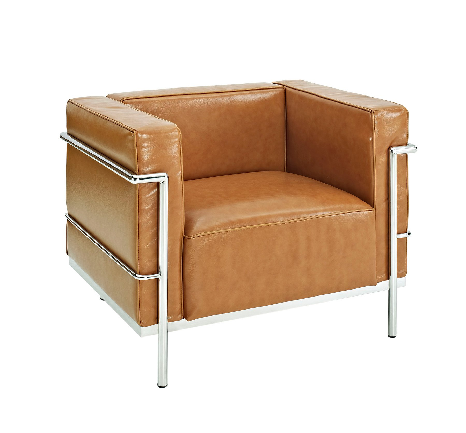 Bethany | Le Corbusier  Armchair Furniture-Living Room-Chairs