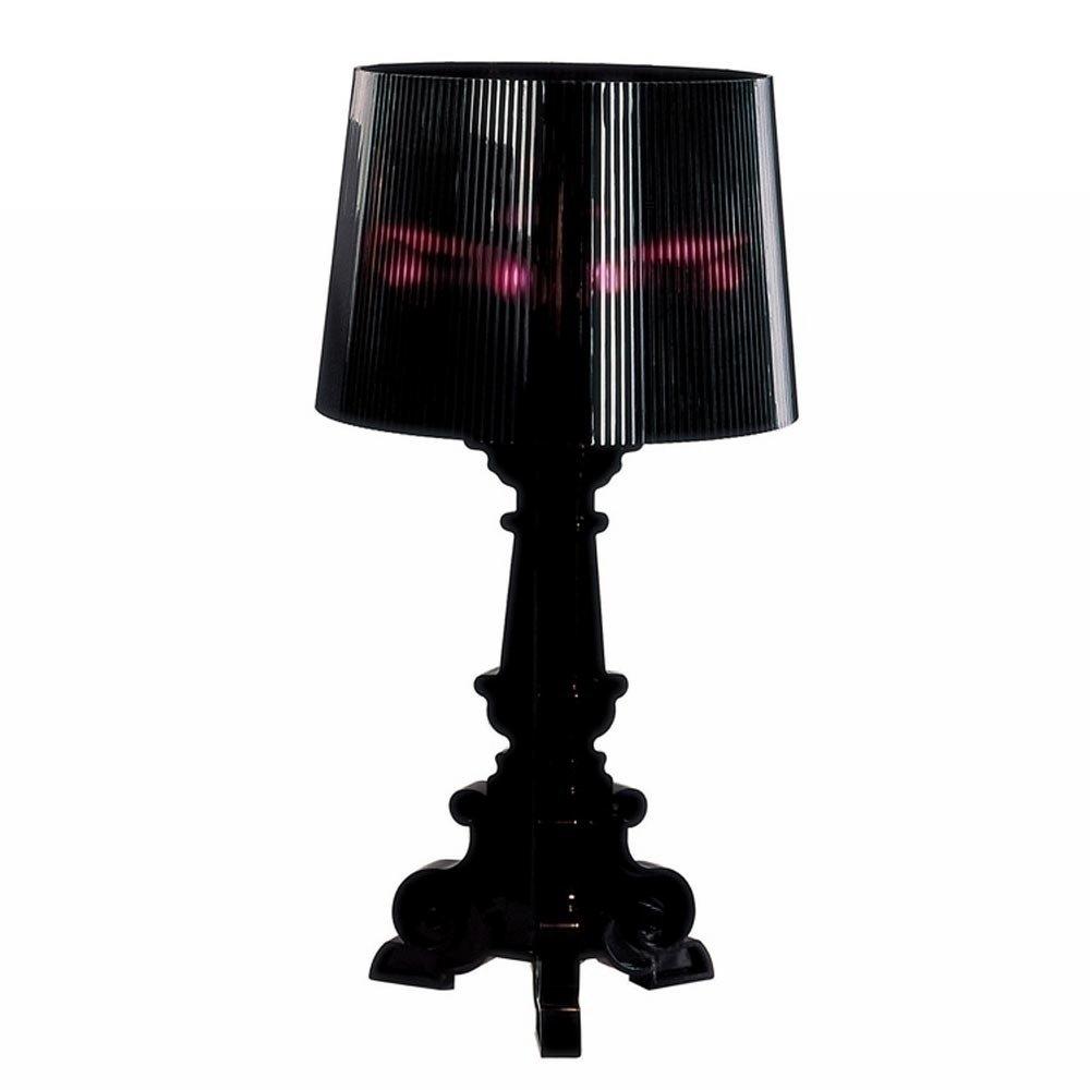 Camillus | Madeline Table Lamp - Black Furniture-Lighting