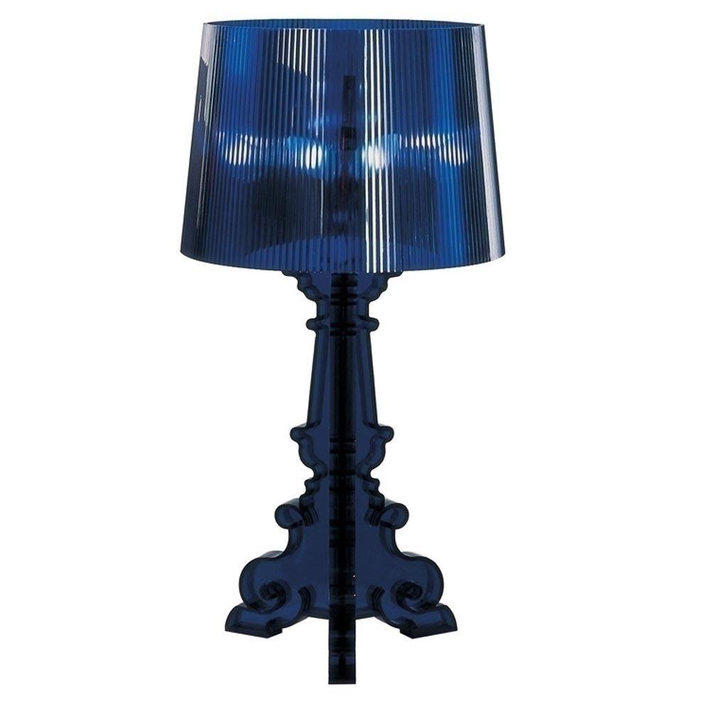 Camillus   Madeline Table Lamp - Blue Furniture-Lighting