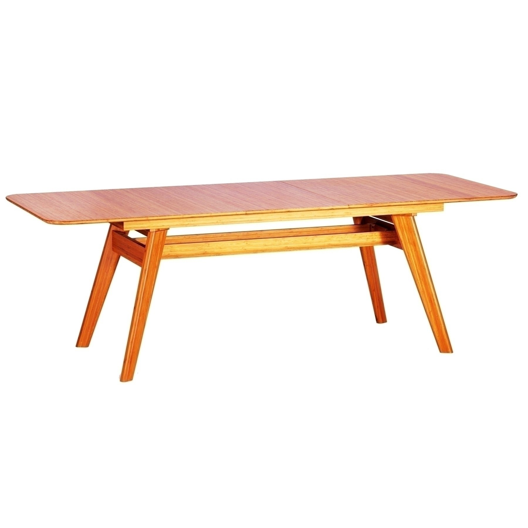 currant dining table - caramelized