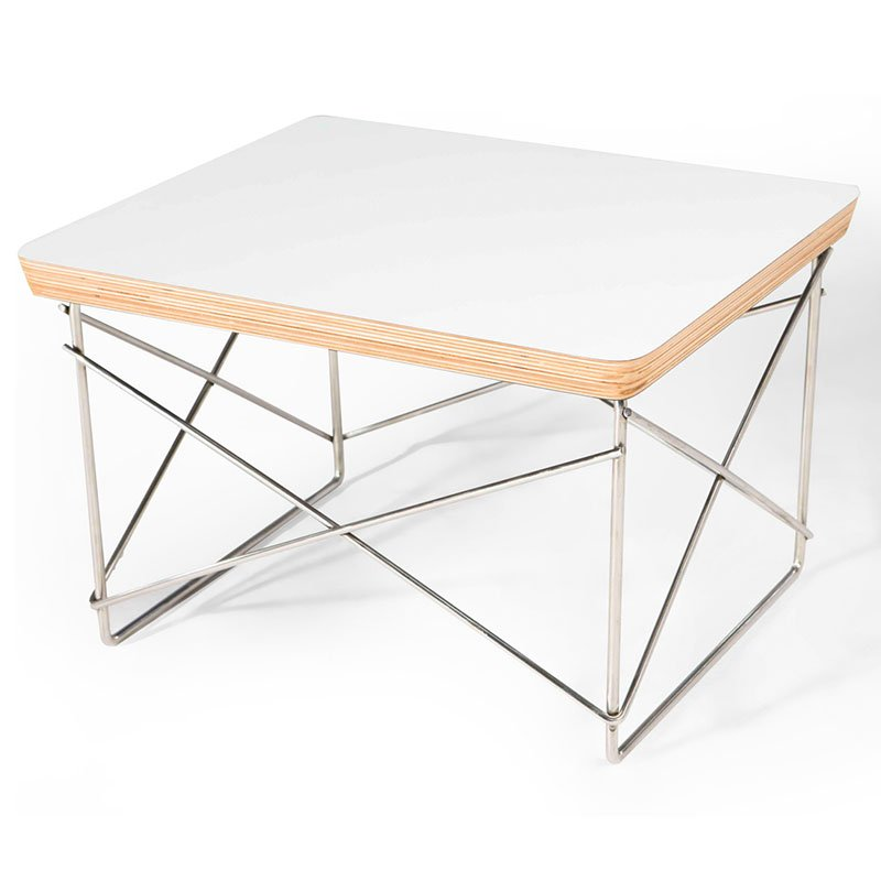 easy wire-base end table