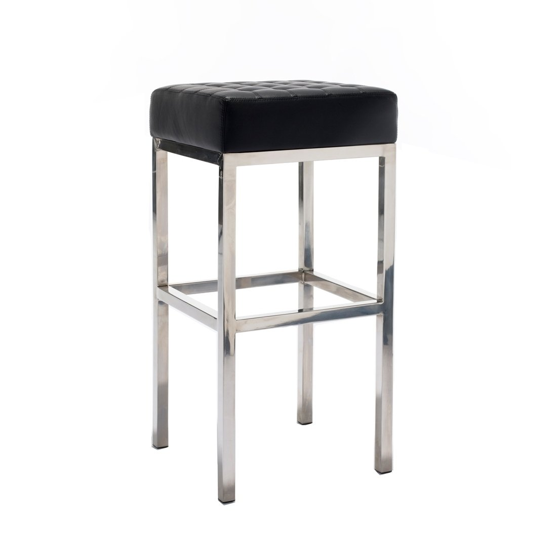 florence counter stool - leather