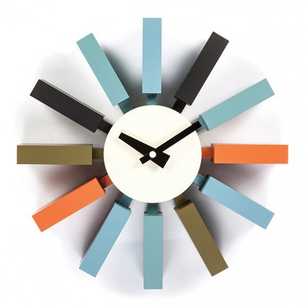 nelson-type block clock