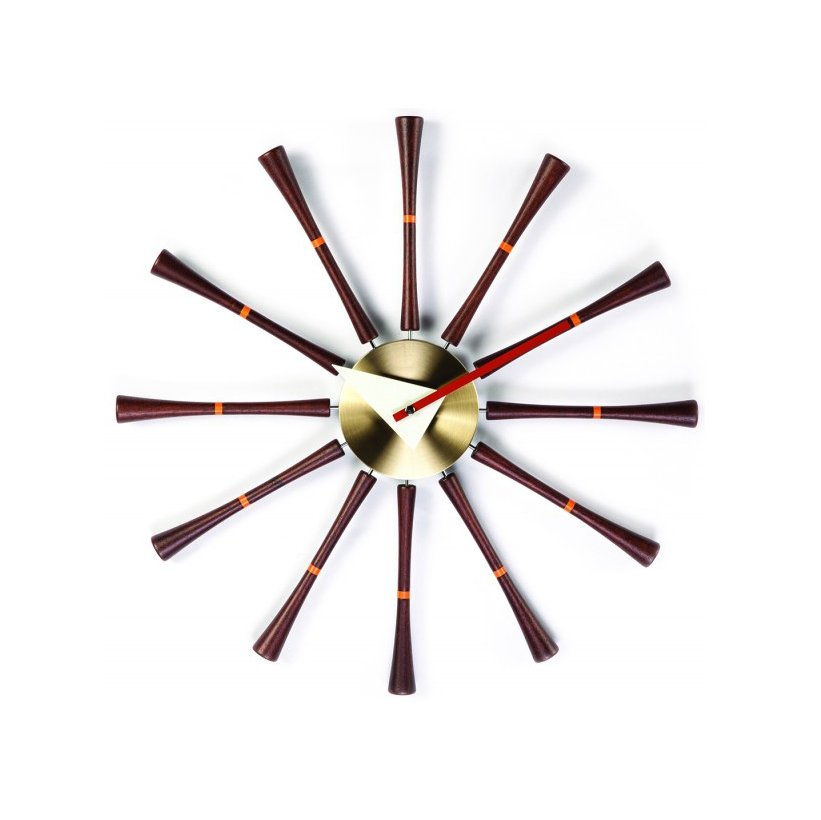 nelson-type spindle clock