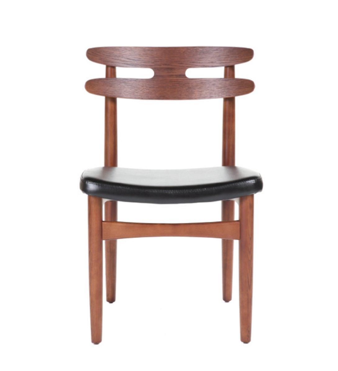 hw klein bramin chair - leatherette