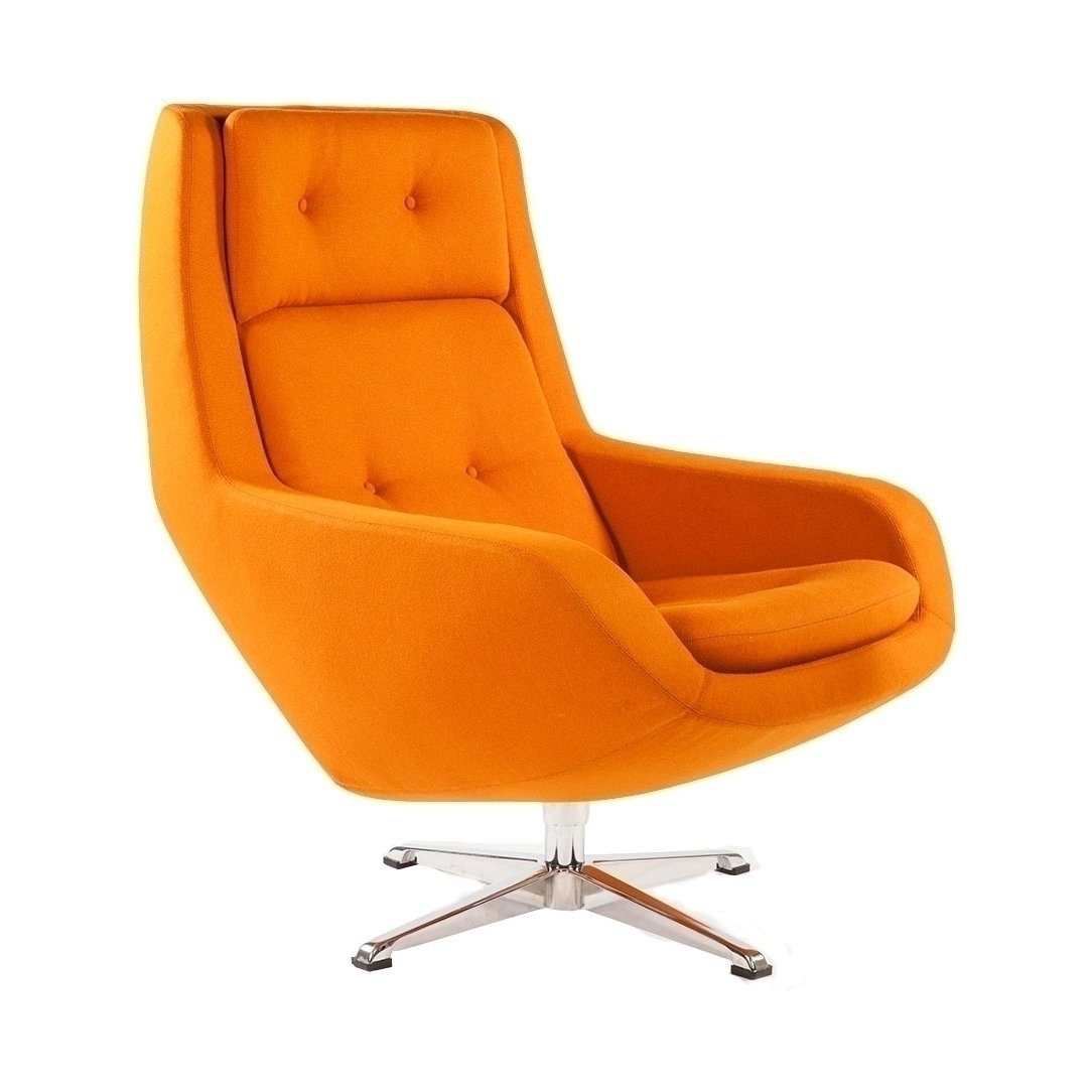 Newstead Lounge Chair Furniture-Living Room-Lounge Chairs