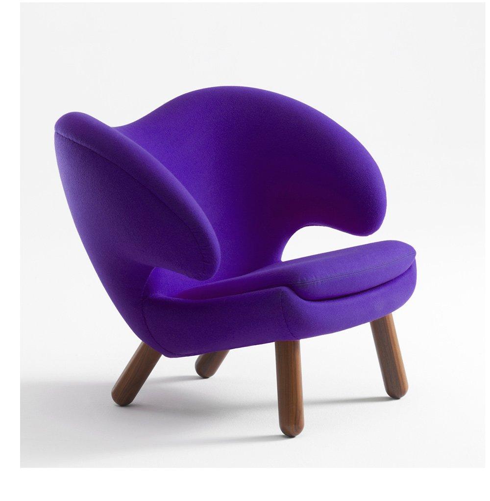 Gallatin | Juhl Pelikan Chair Furniture-Living Room-Chairs