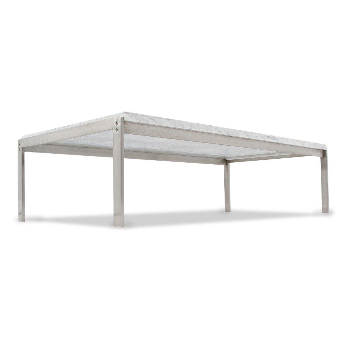 Replica Poul Kjaerholm PK63 coffee table