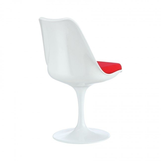 saarinen tulip chair - white set of 2