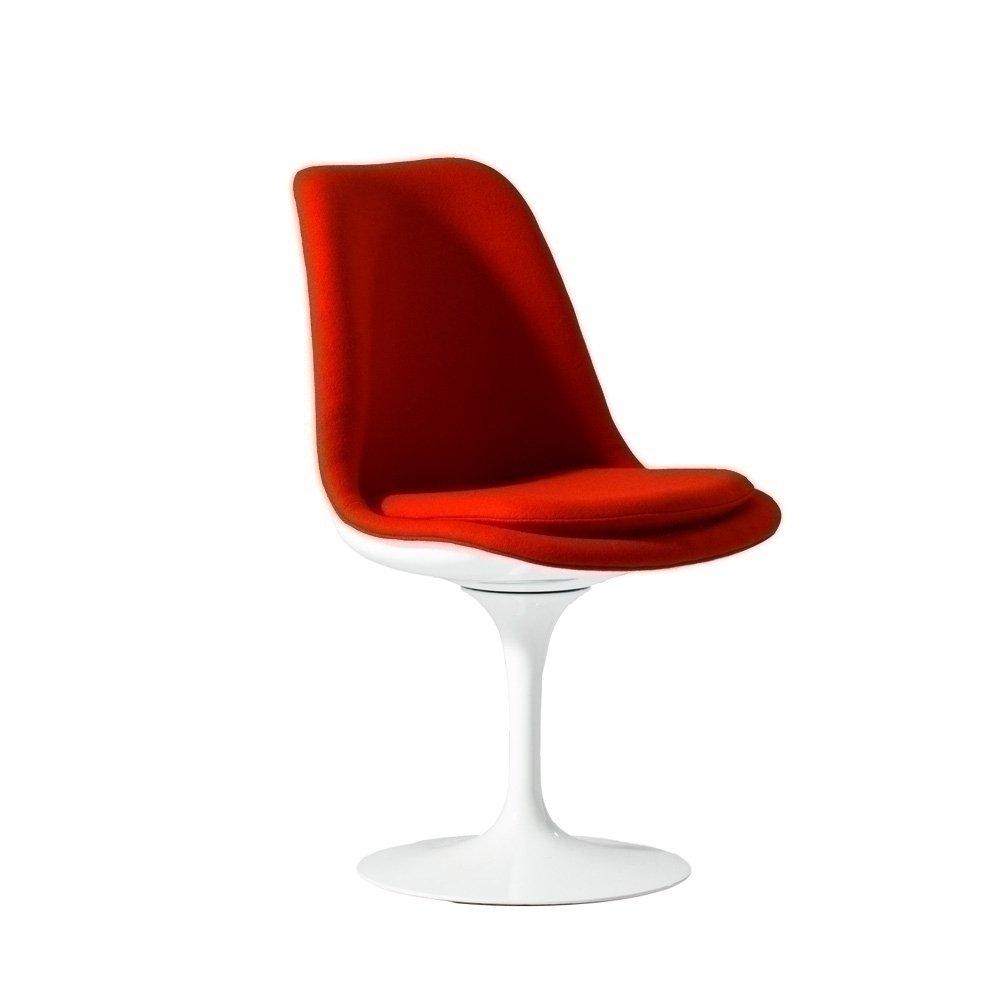 saarinen tulip upholstered chair