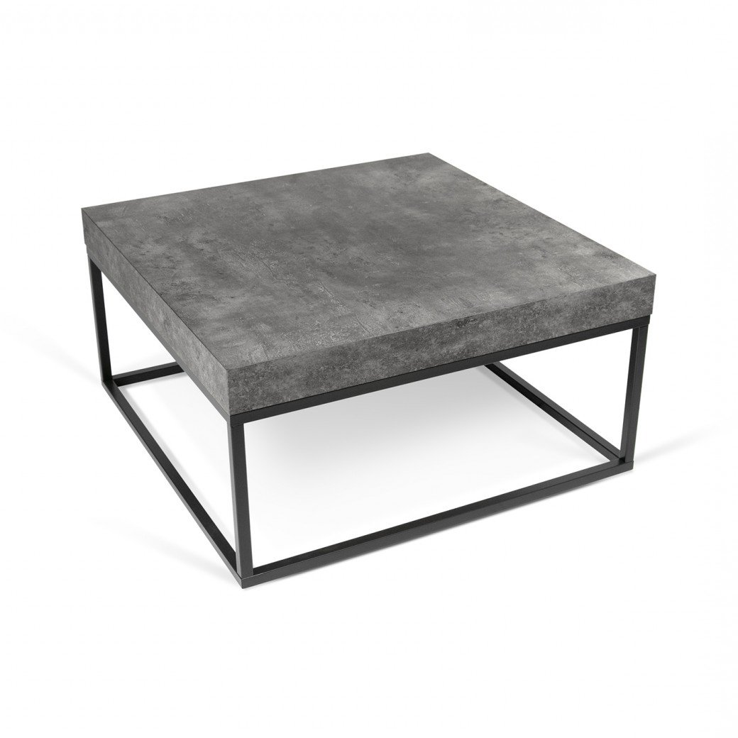 Picture of: Ainslie Coffee Table Square Concrete Njmodern Furniture