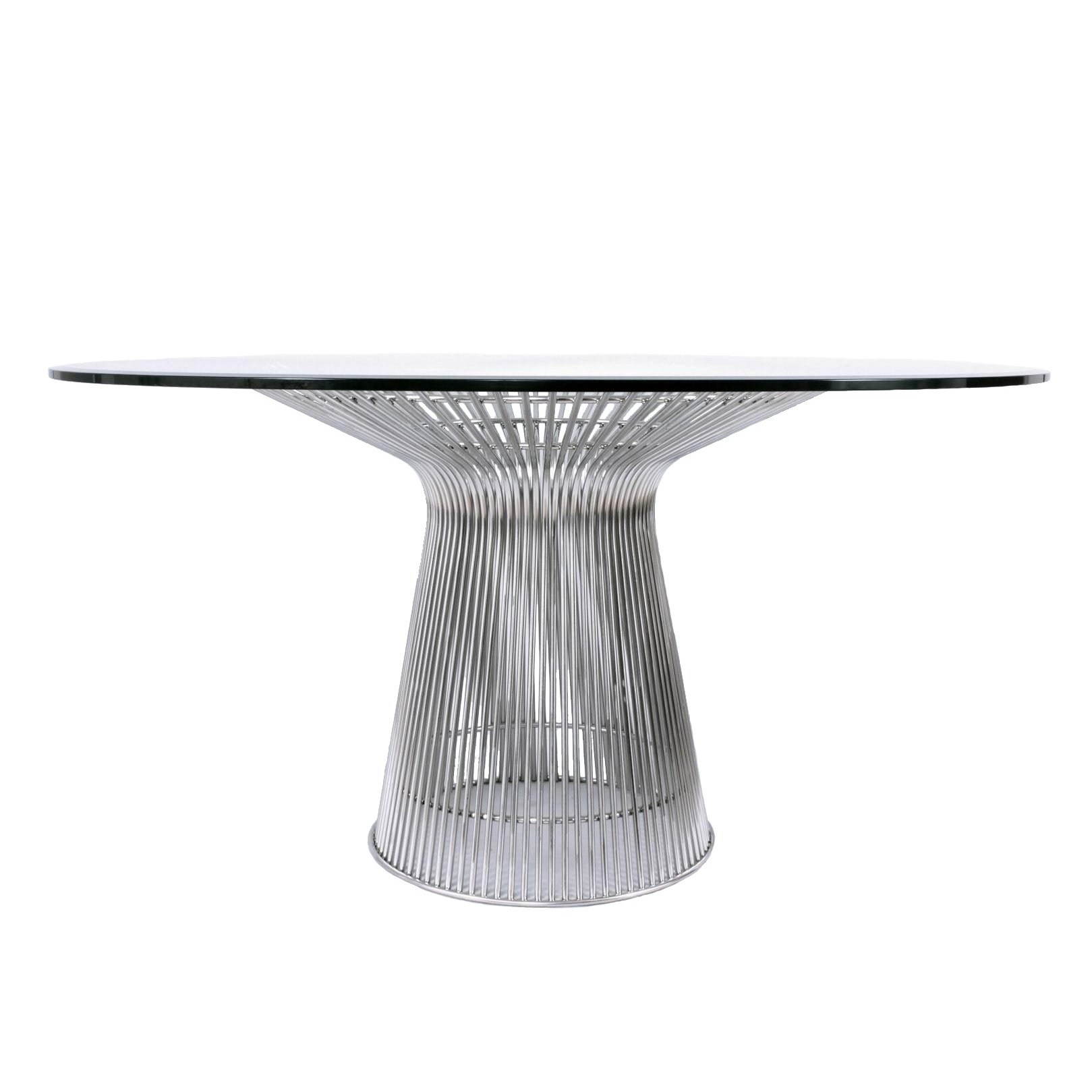 platner dining table large
