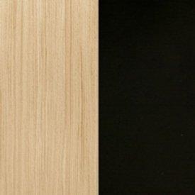 Oak/Black